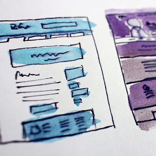 Advantages Of Designing On Paper Before Building A Lakeland web design