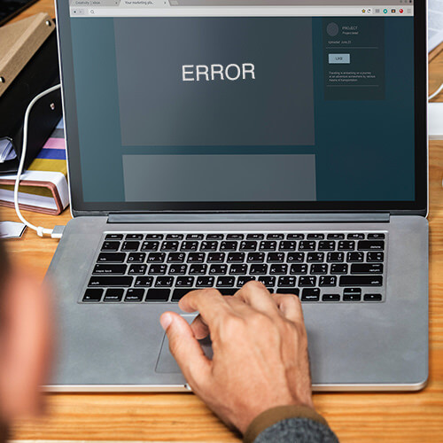 Top Tips to Design an Effective Error Page for Your Lakeland Website Design