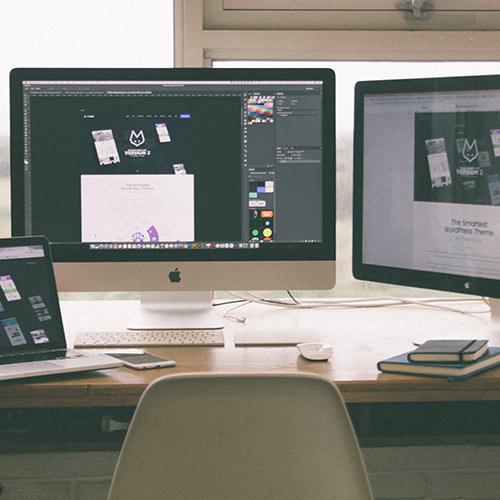 Custom Web Design Versus Website Templates