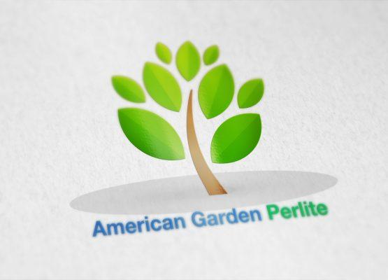 American Garden Perlite Logo