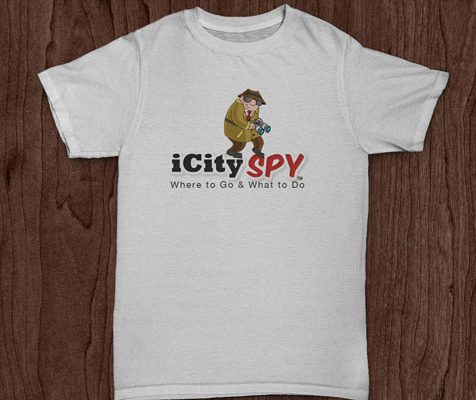 iCitySpy Shirt White