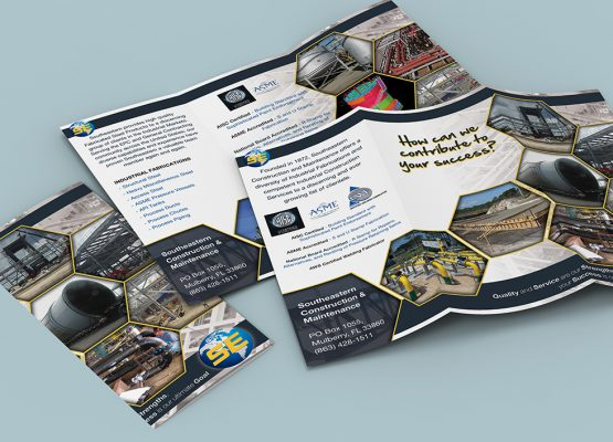 SouthEastern Construction – Trifold