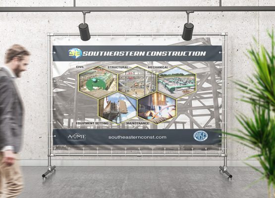 SouthEastern Construction – Banner