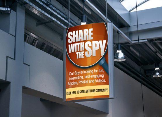 iCitySpy – Poster